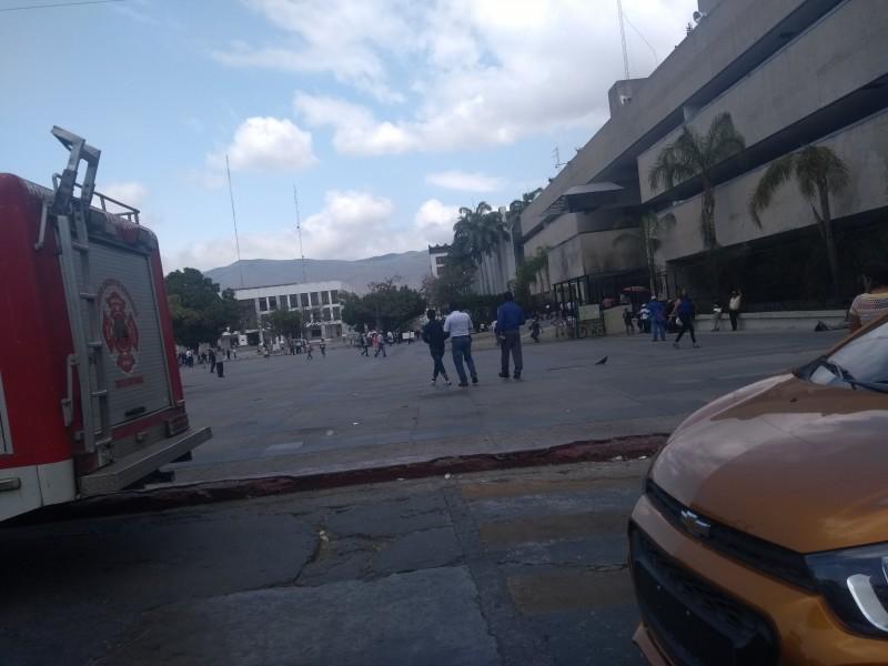 Realizan mega simulacro de sismo en Chiapas