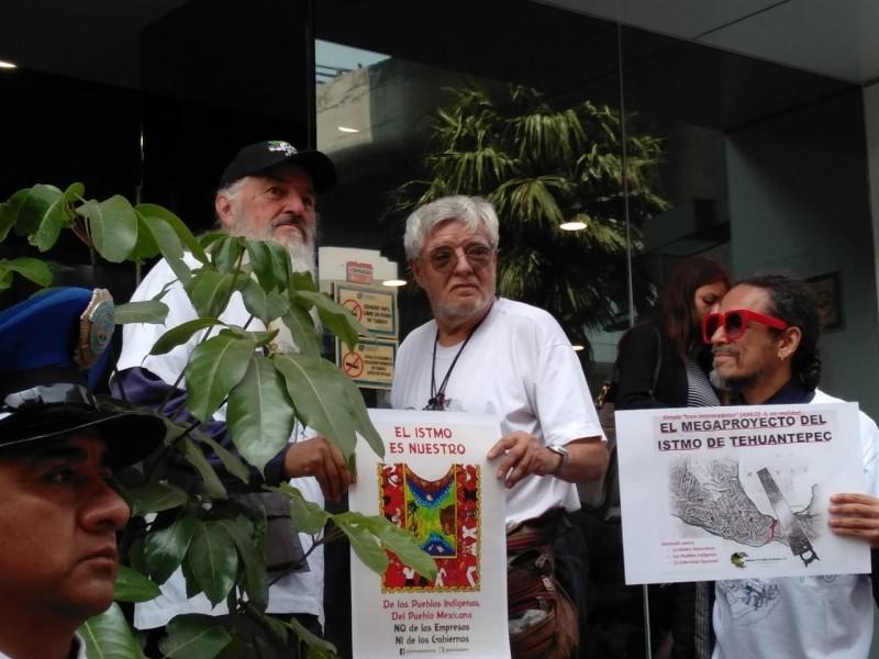 Megaproyecto del istmo, amenaza para Chimalapas: Activistas