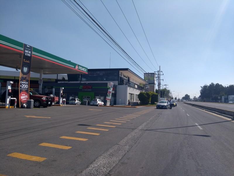 Mejora abasto de combustible en Zapopan