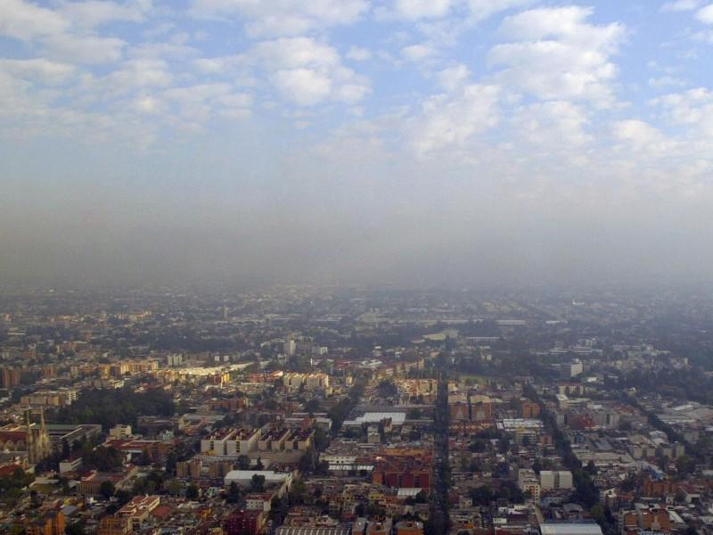 Mejora calidad de aire en Valle de México