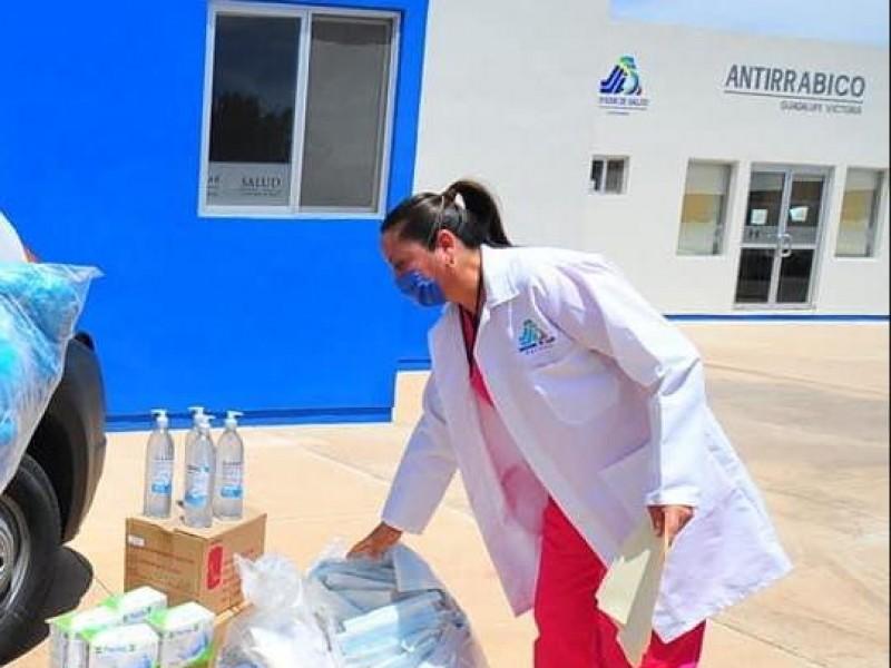 Mejora la infraestructura hospitalaria en municipios de Durango