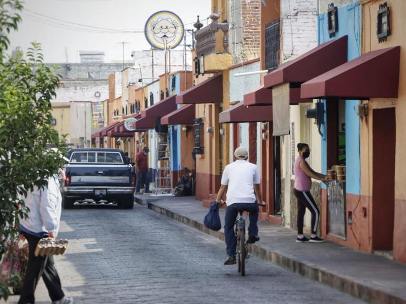 Mejoran imagen urbana de El Pueblito