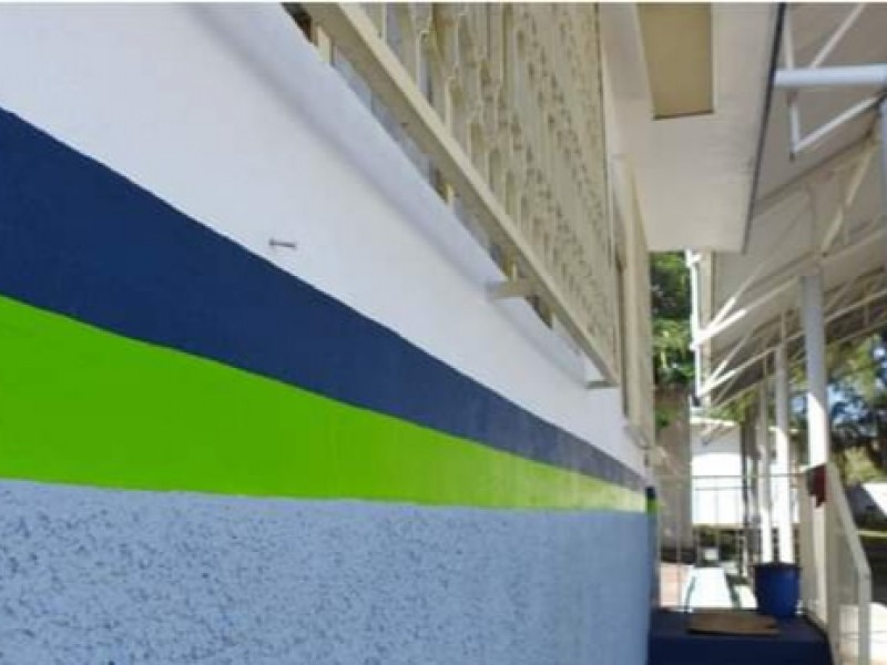 Mejoran infraestructura educativa en escuelas de educación básica en Jacona