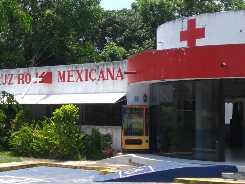 Mejorará el servicio de Cruz Roja Tuxpan;Rómulo Cuevas