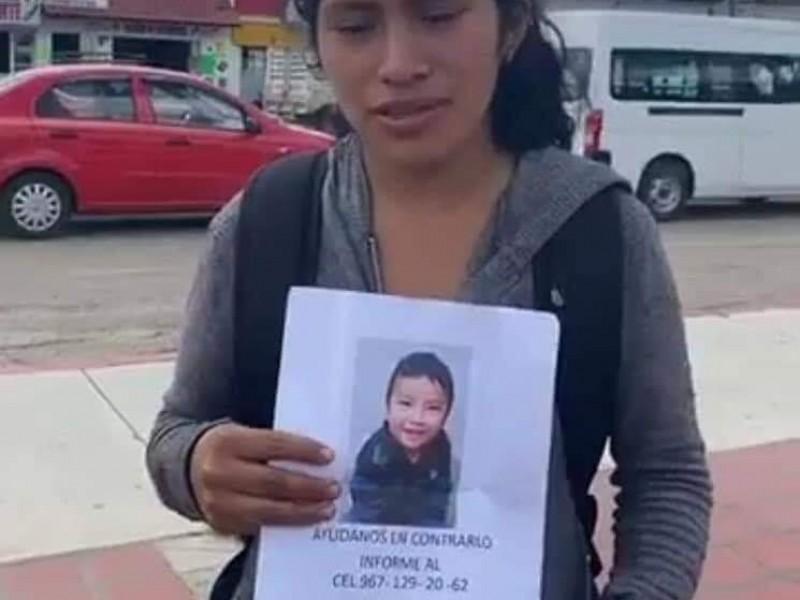 Menor de 2 años lleva 12 días desaparecido