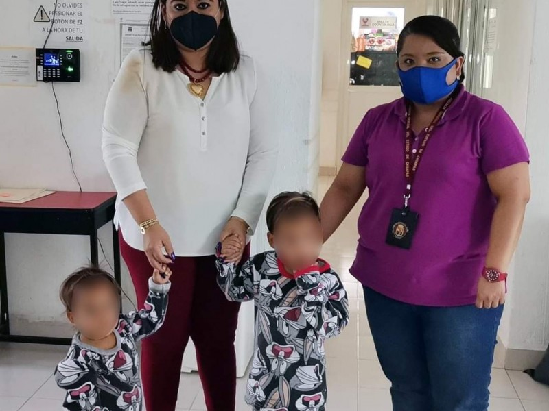 Menores abandonados en San Roque, quedan a cargo del DIF