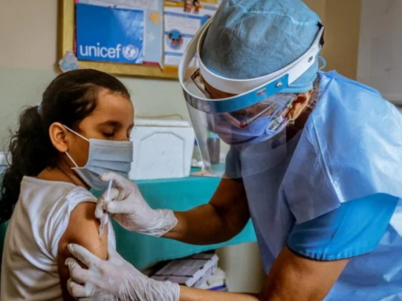 Menores recibirán vacuna covid hasta campaña; Bienestar