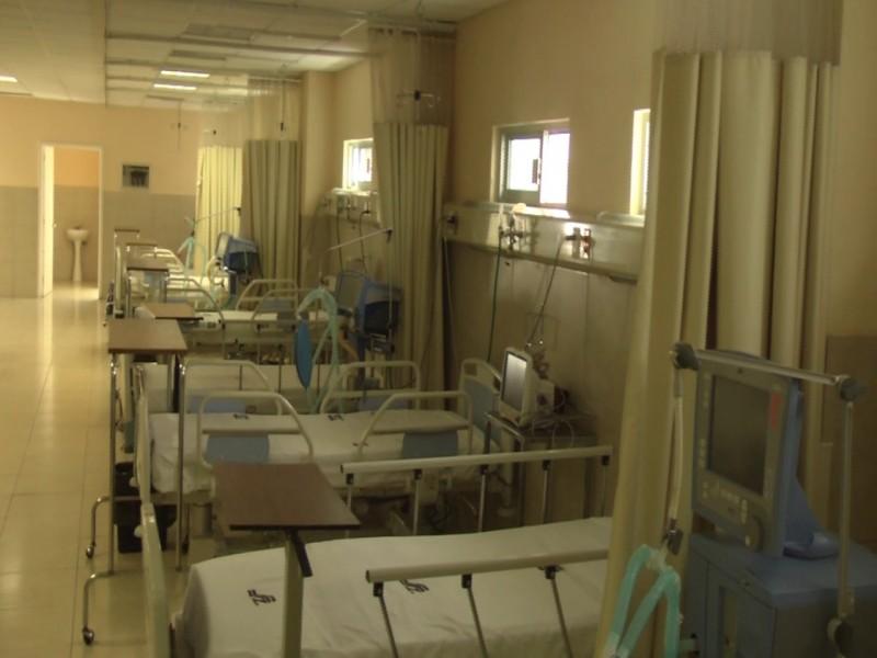 Menos de 300 camas estarán habilitadas para pacientes con COVID-19