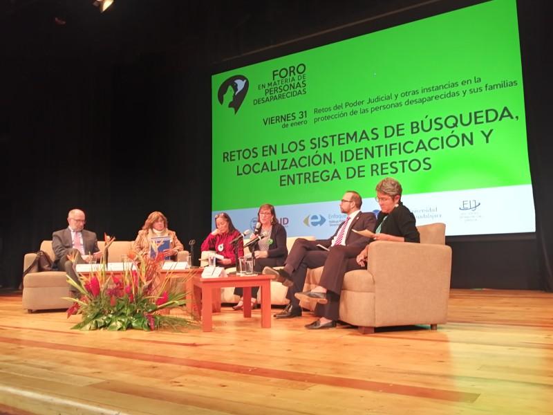 Menos de 50 sentencias por desaparición en México: Karla Quintana