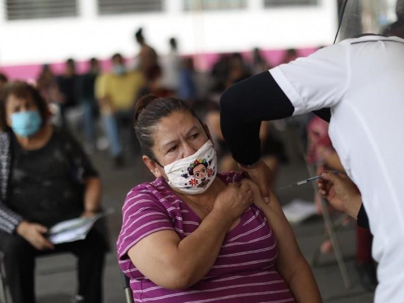 Menos del 20% de población en Latinoamérica ha sido vacunada