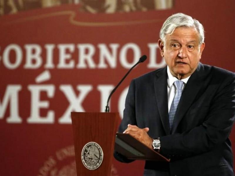Mentira que se reduzca presupuesto a la UNAM:AMLO