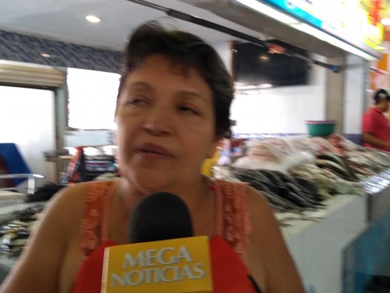 Mercados reportan pérdidas por bloqueos de la CNTE
