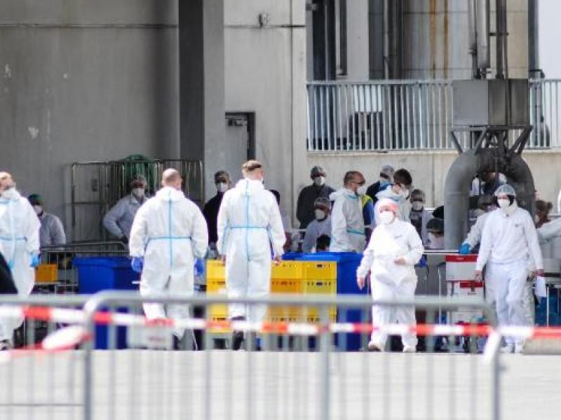 Merkel advierte de posible colapso sanitario en Alemania por Covid-19