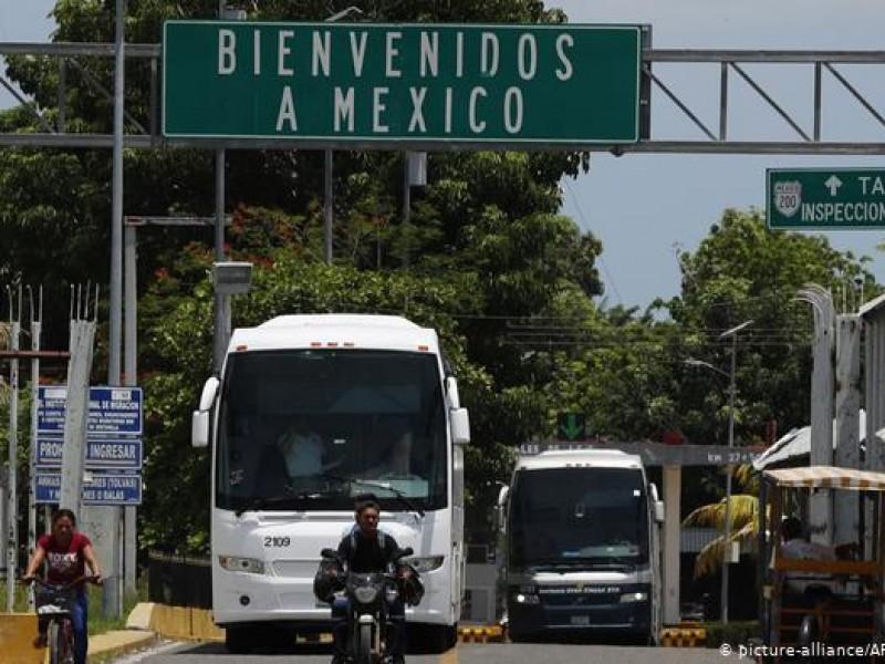 Mermará derrama económica impuesto a turistas centroamericanos