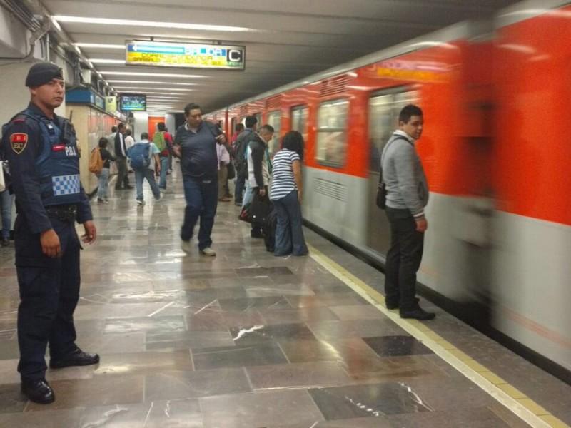 Metro cambia protocolos tras muerte de mujer
