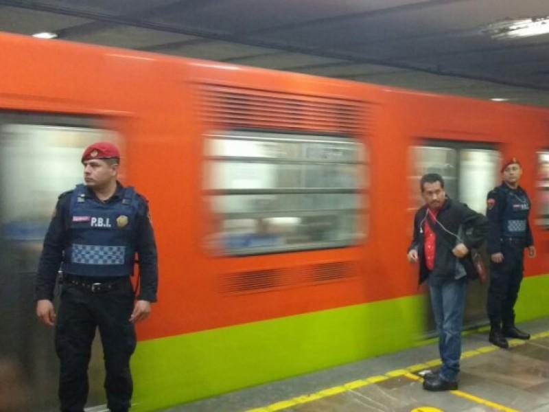 Metro dará servicio normal en días festivos
