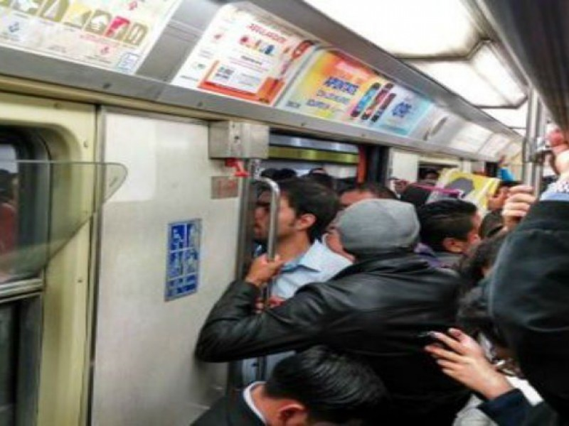 Metro reanuda servicio en Línea 3