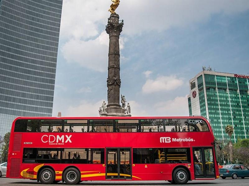 Metrobús cerrará cuatro estaciones de Línea 4