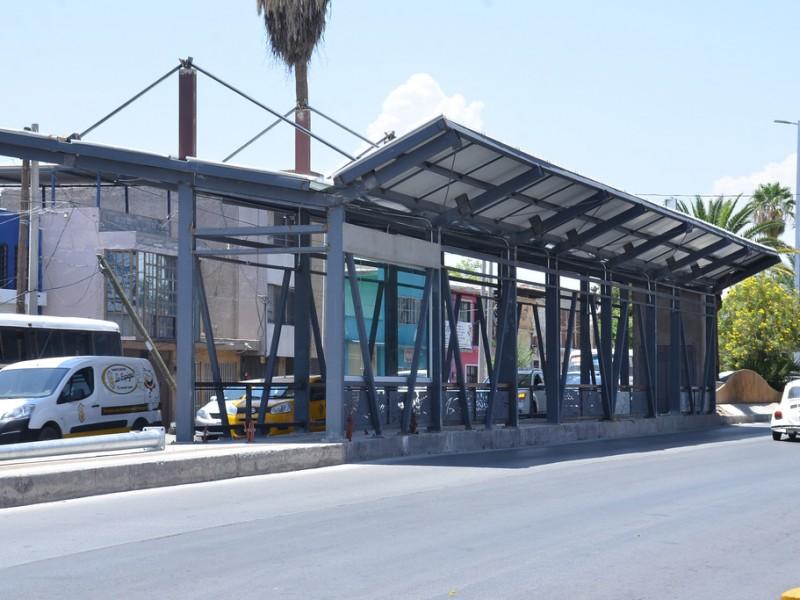 Metrobús Laguna iniciará operaciones en julio del 2021