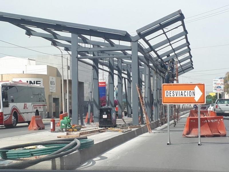 Metrobús Laguna operará hasta enero de 2022: Secretario de Infraestructura