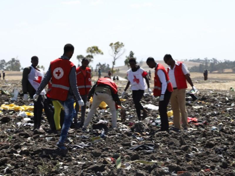 Mexicana murió en avión que cayó en Etiopía