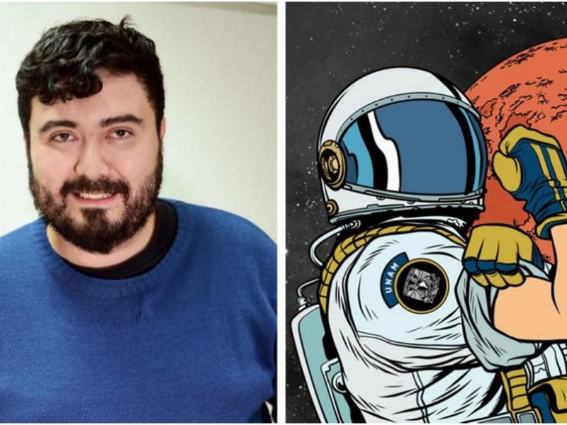 Mexicano liderará misión de la NASA a Marte