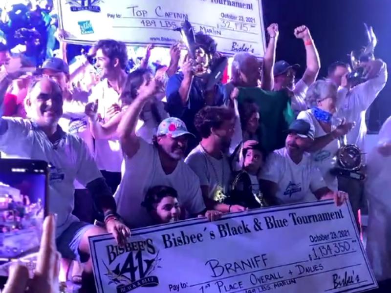 Mexicanos ganan la edición 41 del torneo Bisbee's