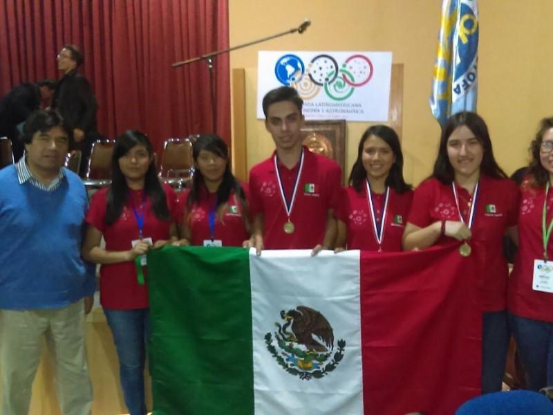 Mexicanos ganan medalla de oro y plata