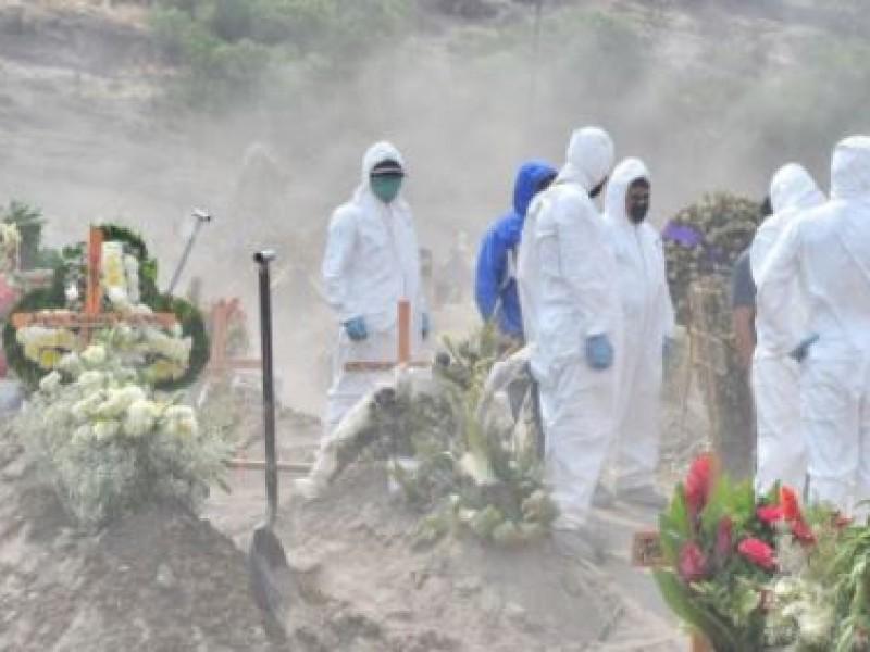 México, 59,106 muertos por Covid-19; cerca, catástrofe de López-Gatell