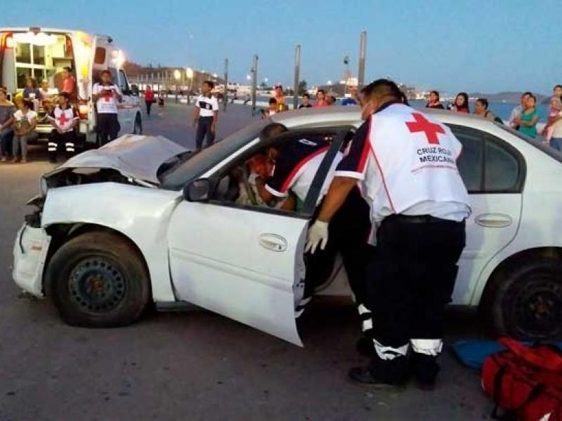 Mèxico 7mo lugar en muertes por accidentes viales