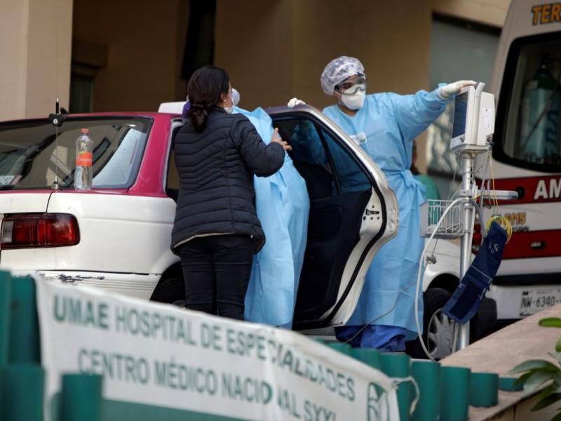México reporta 940 muertes por Covid-19 en 24 horas