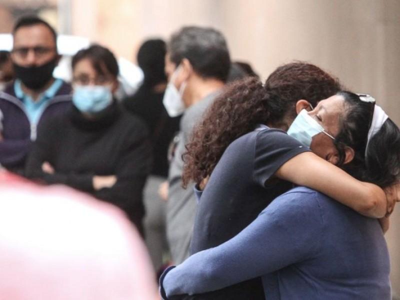 México llega a 180 mil 536 personas fallecidas por Covid