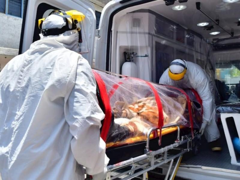 México acumula 59,610 muertes por COVID-19