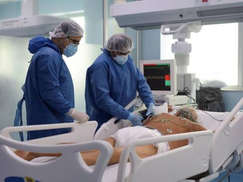 México acumula 743 mil 216 contagios de Covid-19