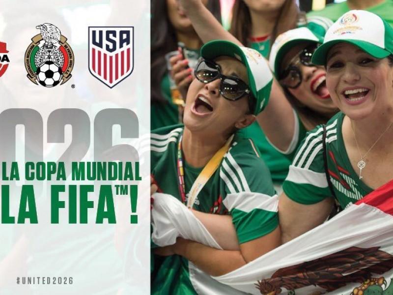 México albergará su tercer mundial en 2026
