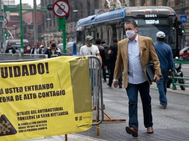 México alcanza 117 mil 876 muertes por Covid-19