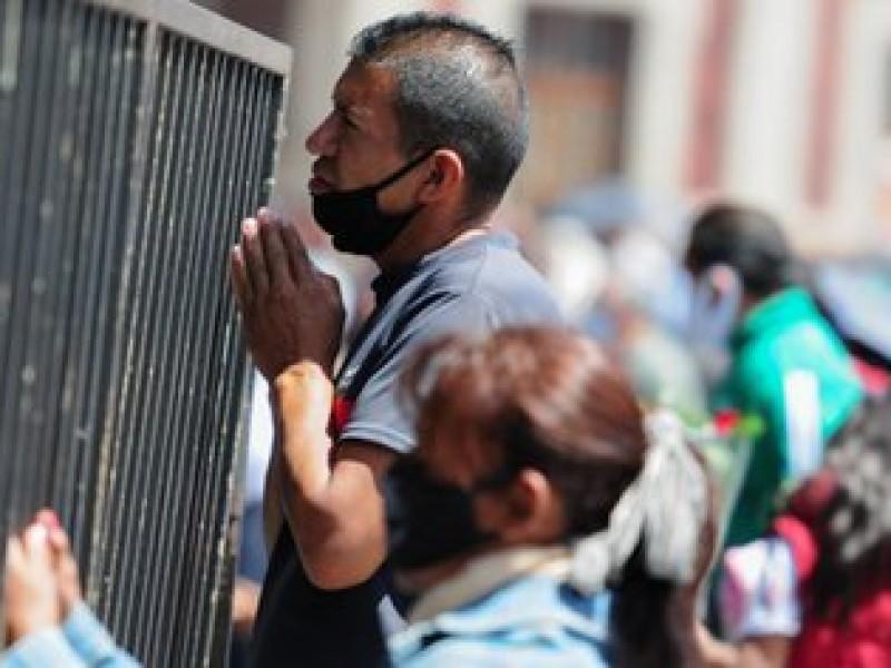 México alcanza el millón 175 mil 850 de casos positivos