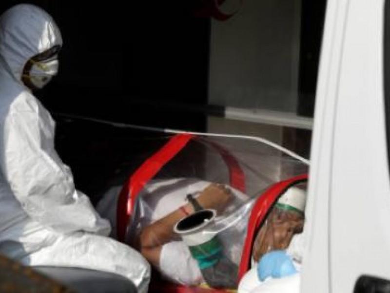 México alcanza las 128 mil 822 muertes por Covid-19