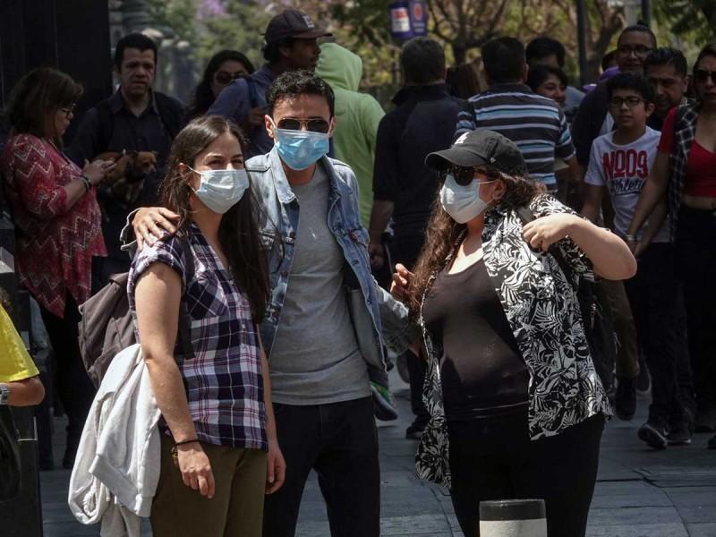 México alcanza las 174 mil 657 muertes por Covid-19