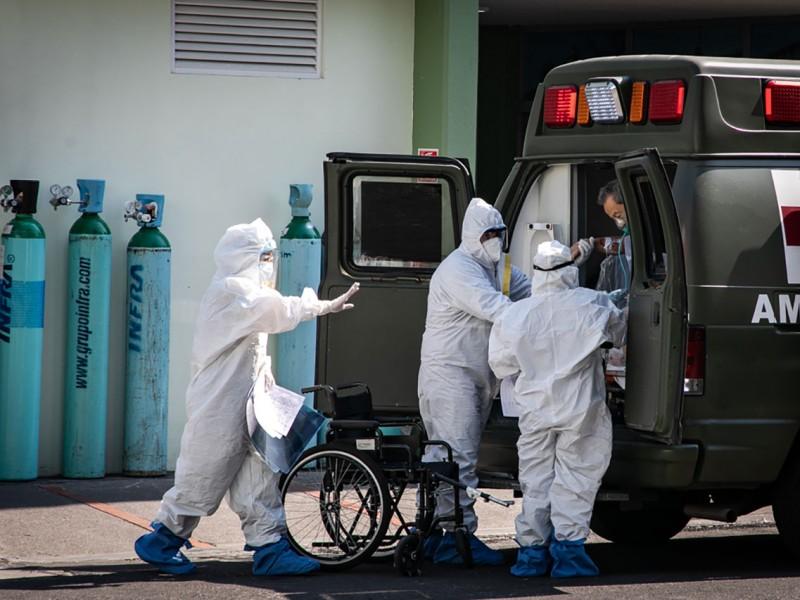 México rebasa las 214 mil muertes por covid-19