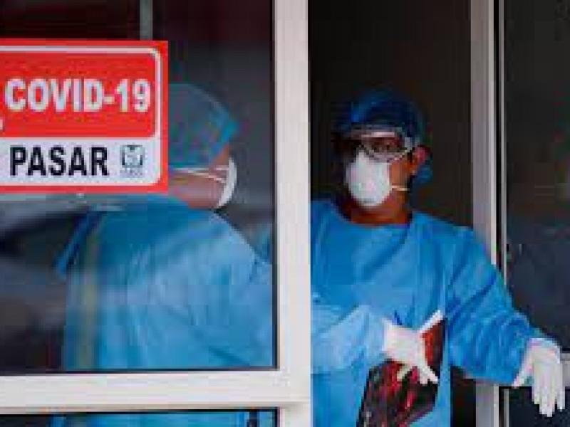 México alcanza las 215 mil 547 muertes por Covid-19
