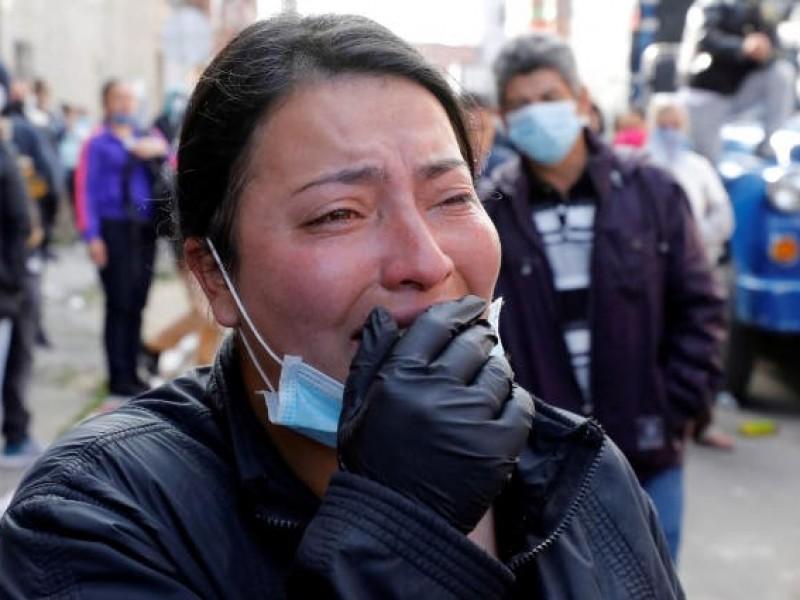 México alcanza las 53 mil 929 muertes por Covid-19