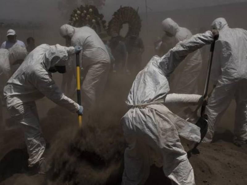 México alcanza las 65 mil 816 muertes por Covid-19