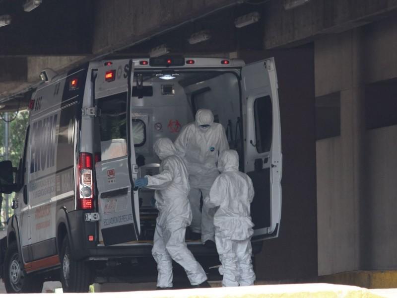 México alcanza las 76 mil 603 muertes por Covid-19