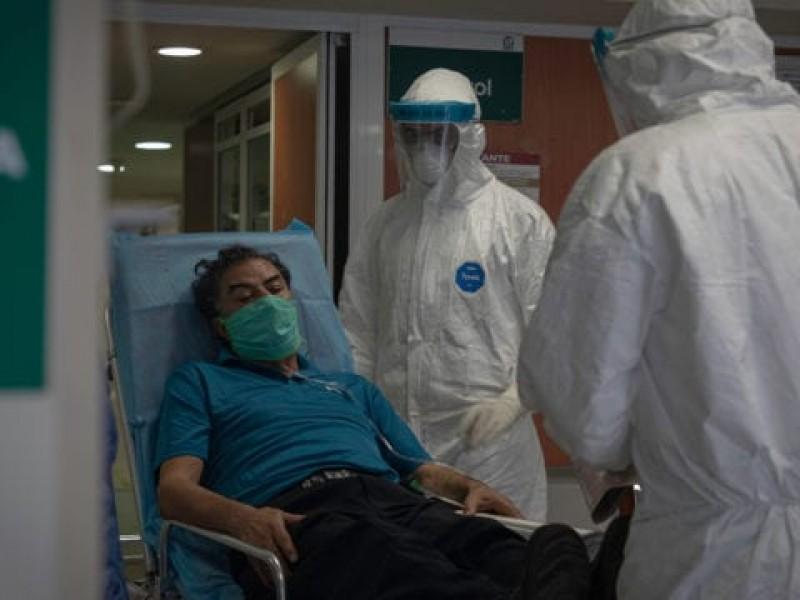México alcanza las 78 mil 492 muertes por Covid-19