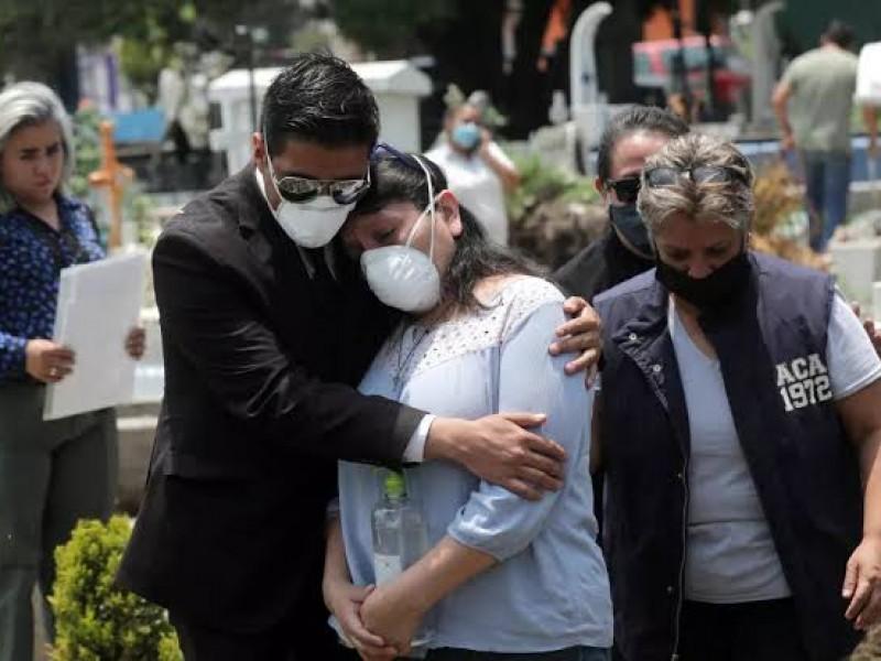 México alcanza las 81 mil 877 muertes por Covid-19