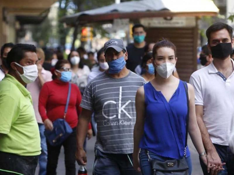 México alcanza las 82 mil 726 defunciones por Covid-19
