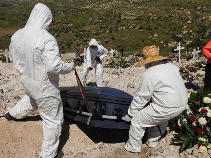 México alcanza las 84 mil 420 muertes por Covid-19