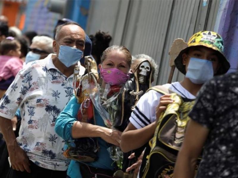 México alcanza las 94 mil 323 muertes por Covid-19