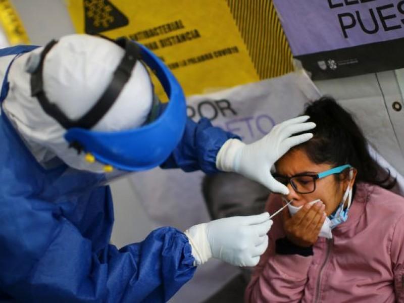 México alcanza los 829 mil 396 contagios de Covid-19